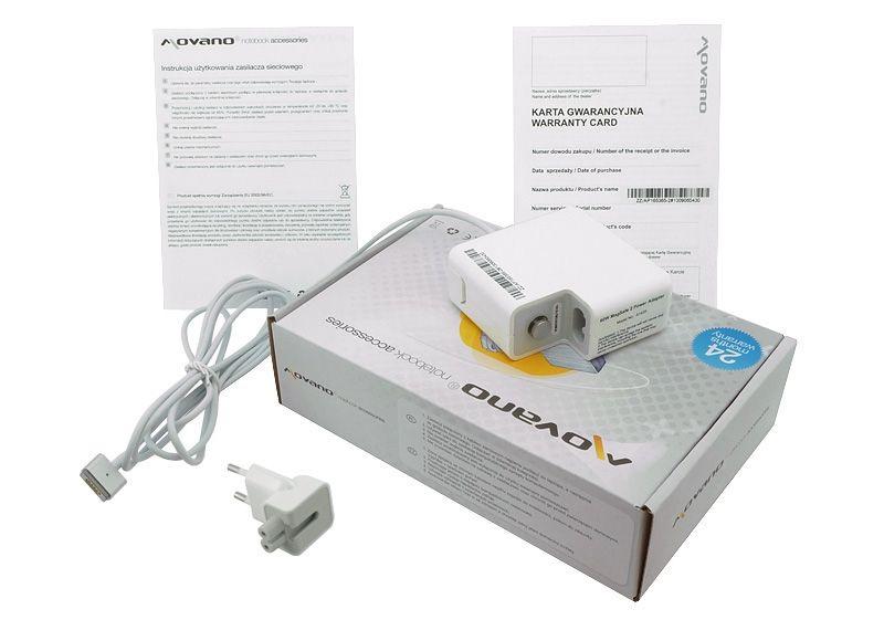 MOVANO adaptér pro notebook AP165365-2 60W - neoriginální