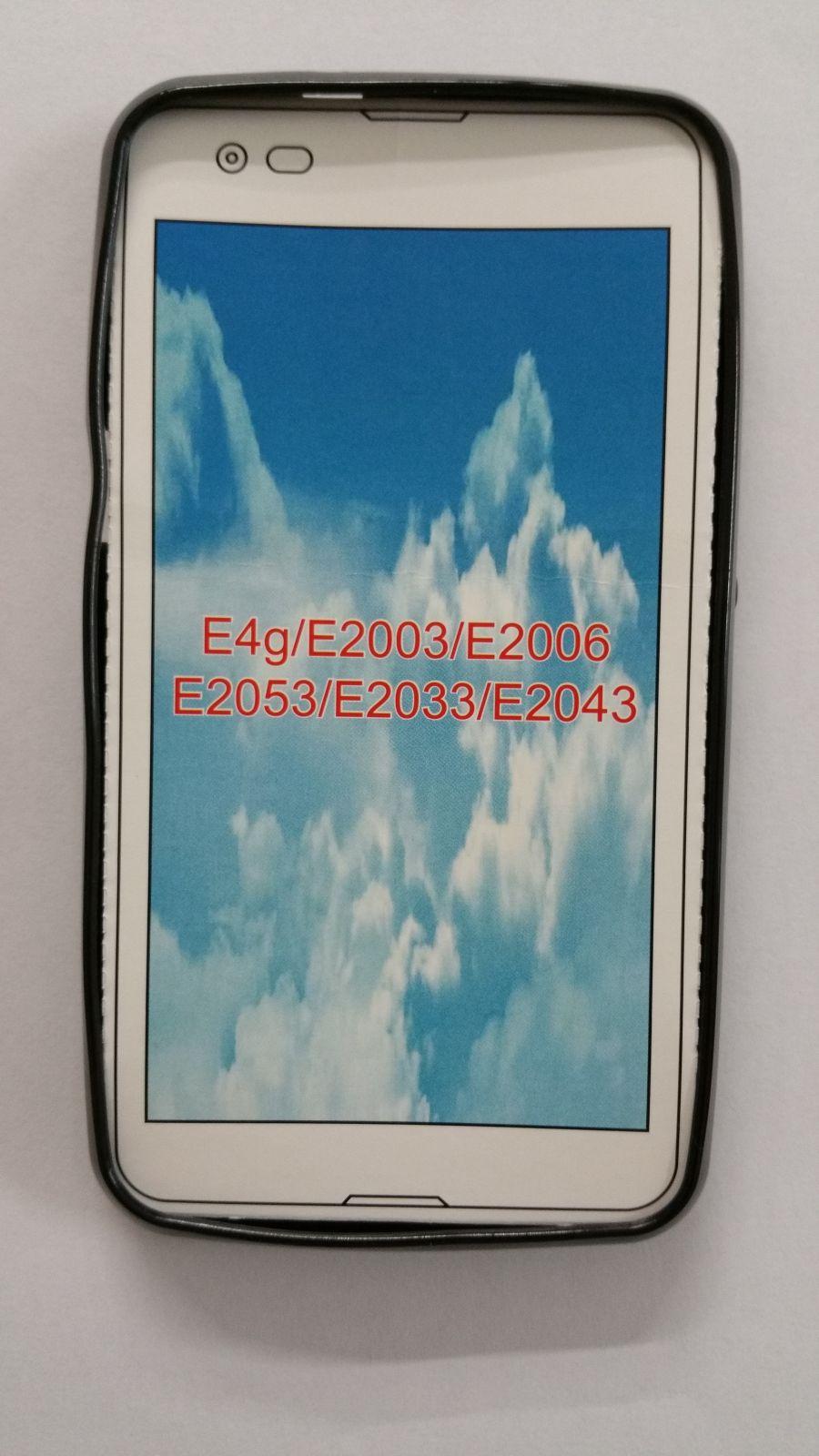 Pouzdro ForCell pro Sony Xperia E4g/E2003 Black
