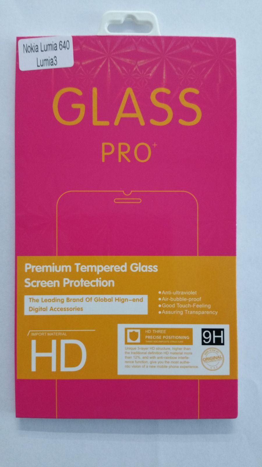 Tvrzené Sklo pro Microsoft Lumia 640 Screen Protector