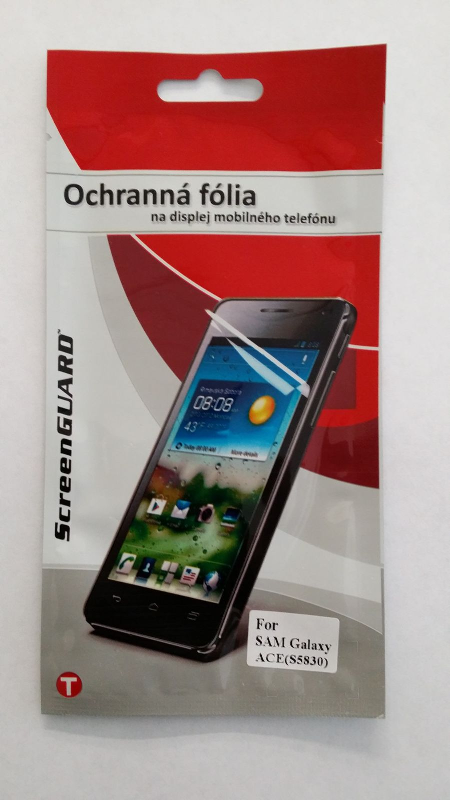 Mobilnet ochranná folie pro Samsung Galaxy Ace/S5830
