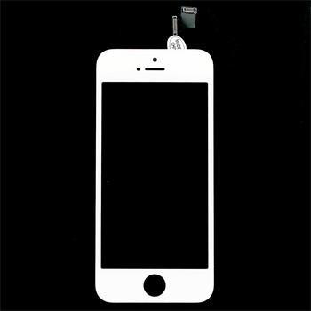 iPhone 5S LCD Display + Dotyková Deska White TianMA OEM