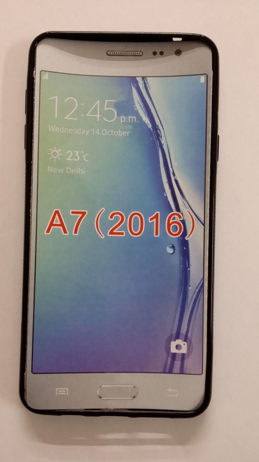 Pouzdro ForCell Lux S pro Samsung Galaxy A710/A7 (2016) černé