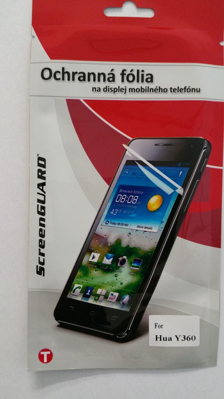 Ochranná folie Mobilnet Huawei Ascend Y360