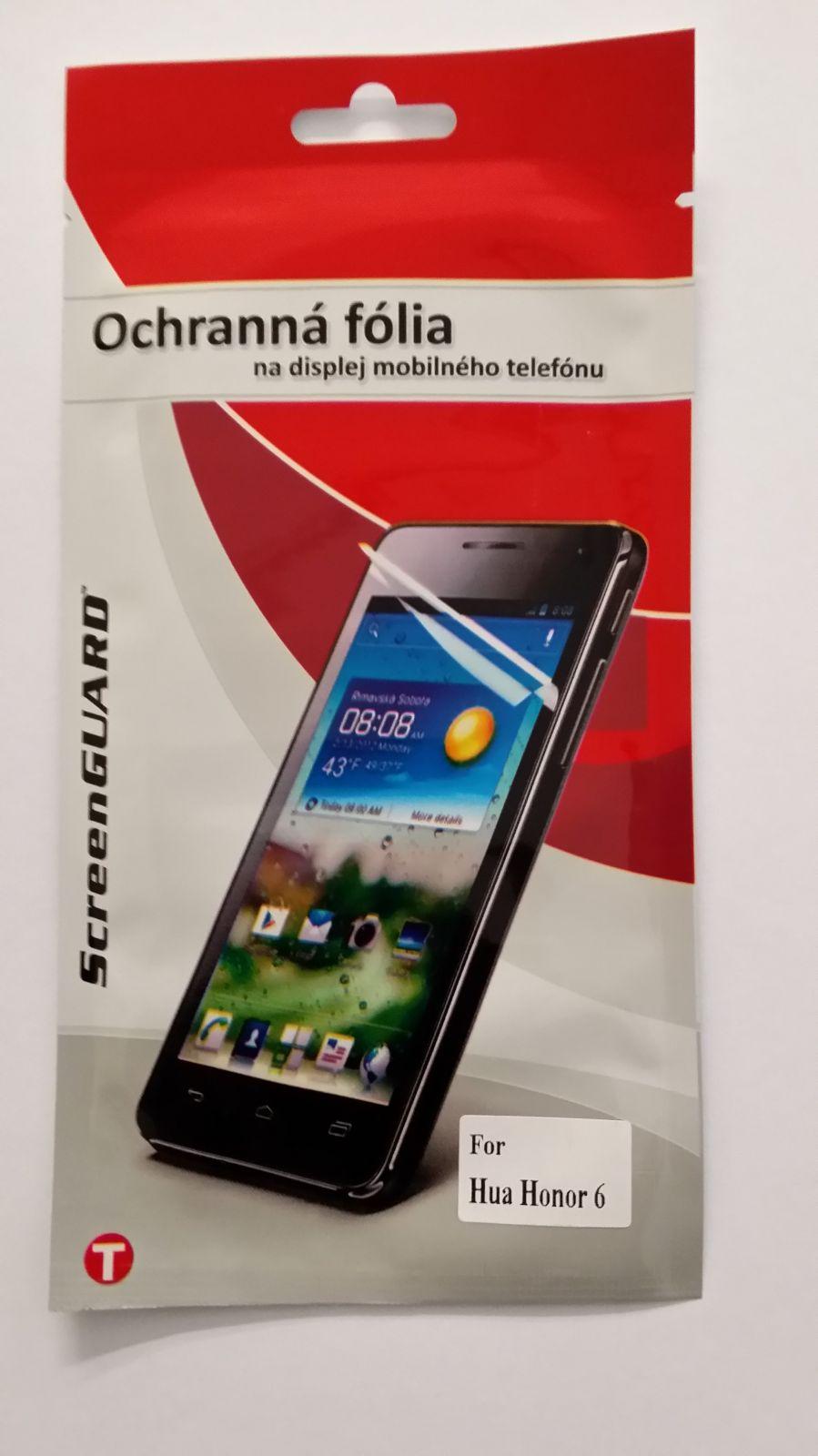 Ochranná folie Mobilnet Huawei Honor 6