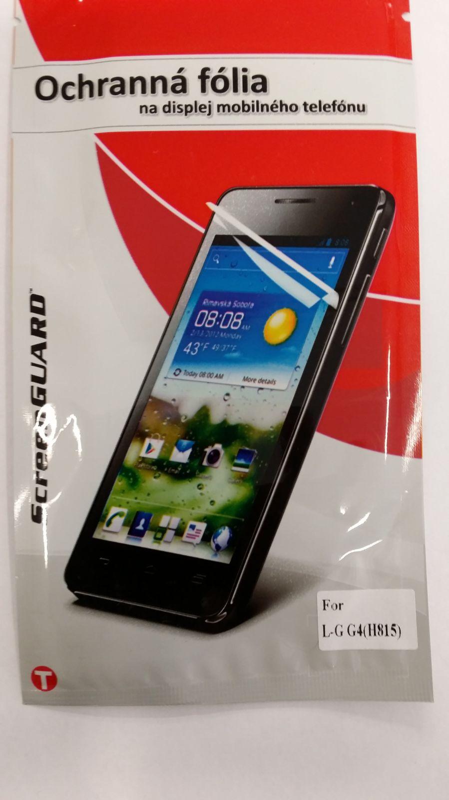 Ochranná folie Mobilnet LG G4/H815