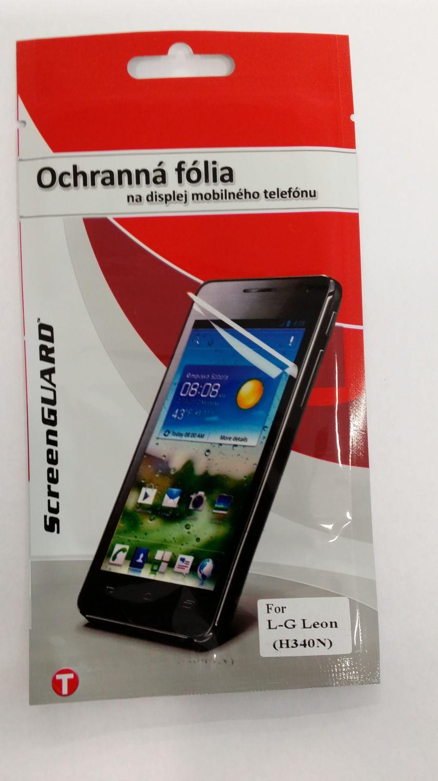 Ochranná folie Mobilnet LG Leon/H340N