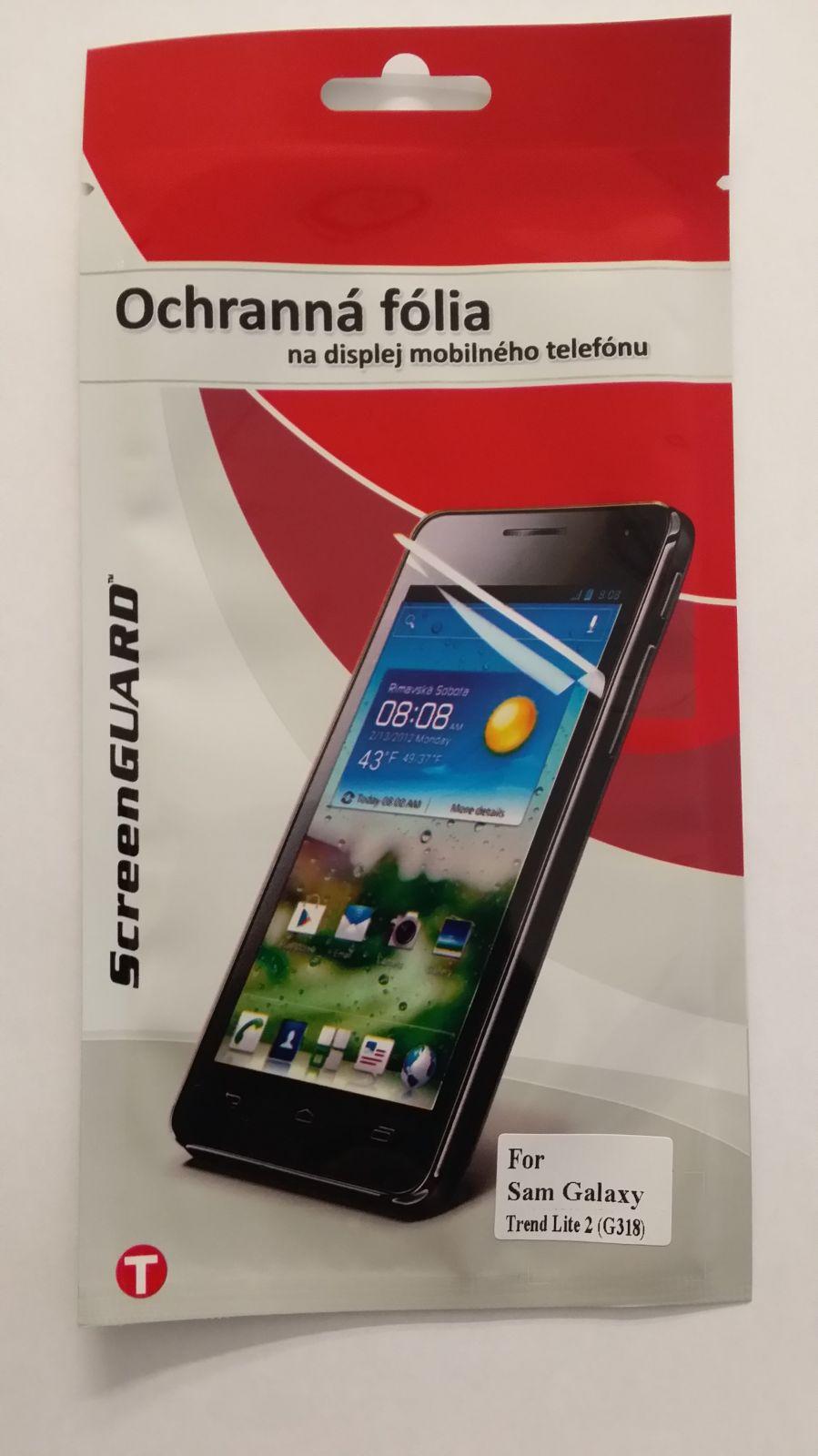 Ochranná folie Mobilnet Samsung Galaxy Trend Lite 2/G318