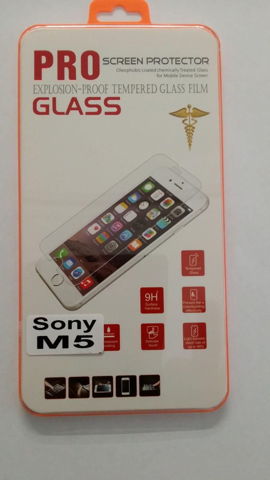Tvrzené Sklo pro Sony Xperia M5/E5603 Screen Protector