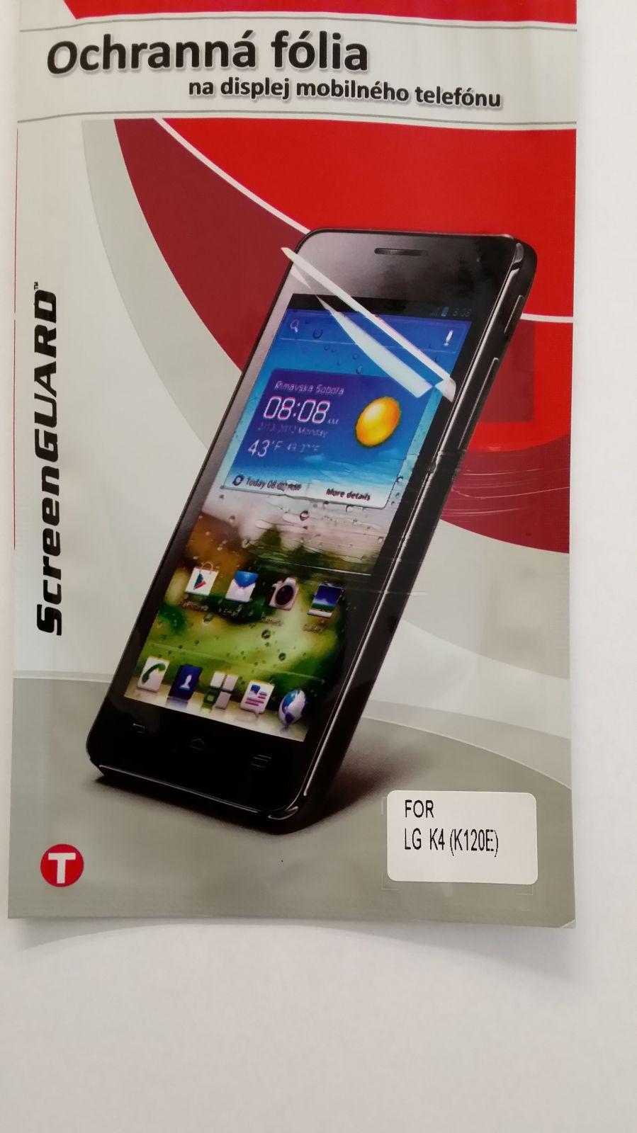 Ochranná folie Mobilnet LG K4/K120