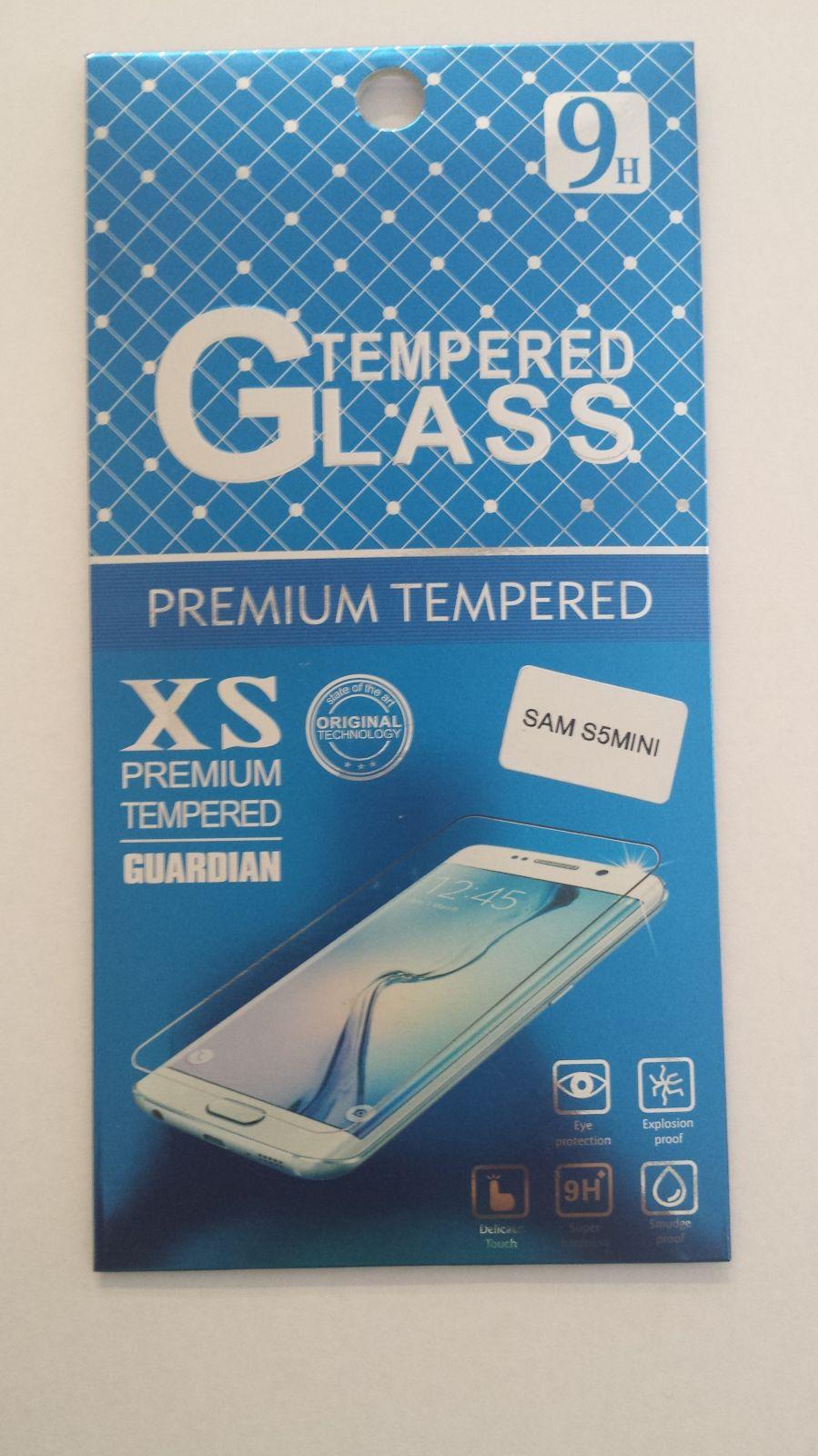 Ochranné tvrzené sklo Screen Protector pro Samsung Galaxy S5 mini/G800