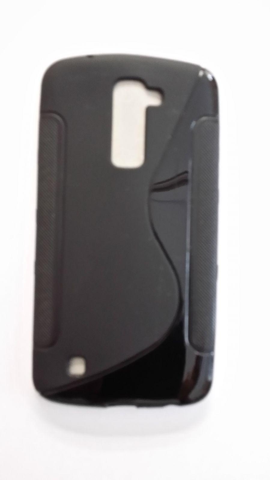 Pouzdro ForCell Lux S pro LG K10/K420 černé