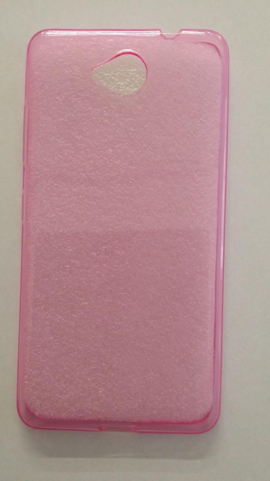 Pouzdro ForCell pro Microsoft Lumia 650 růžové