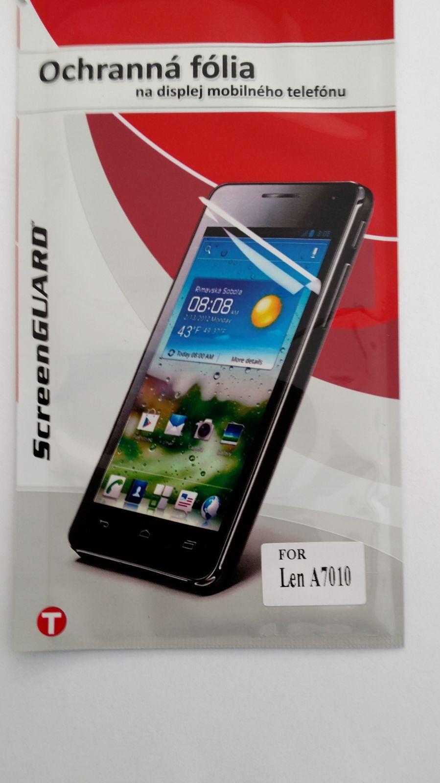 Ochranná folie Mobilnet Lenovo Vibe K4 Note/A7010