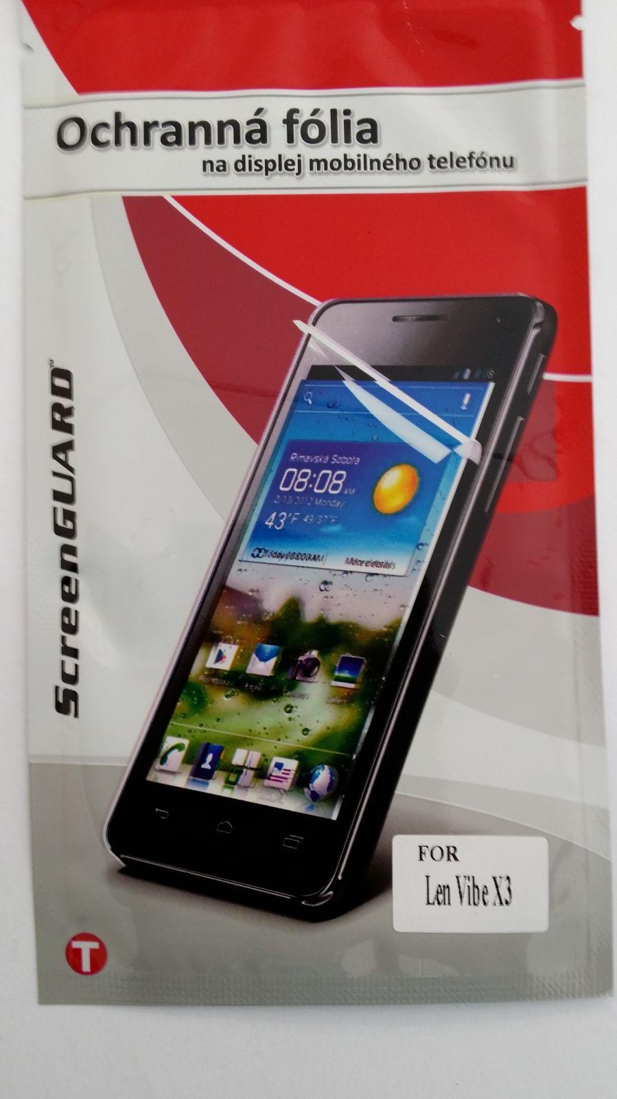 Ochranná folie Mobilnet Lenovo Vibe X3