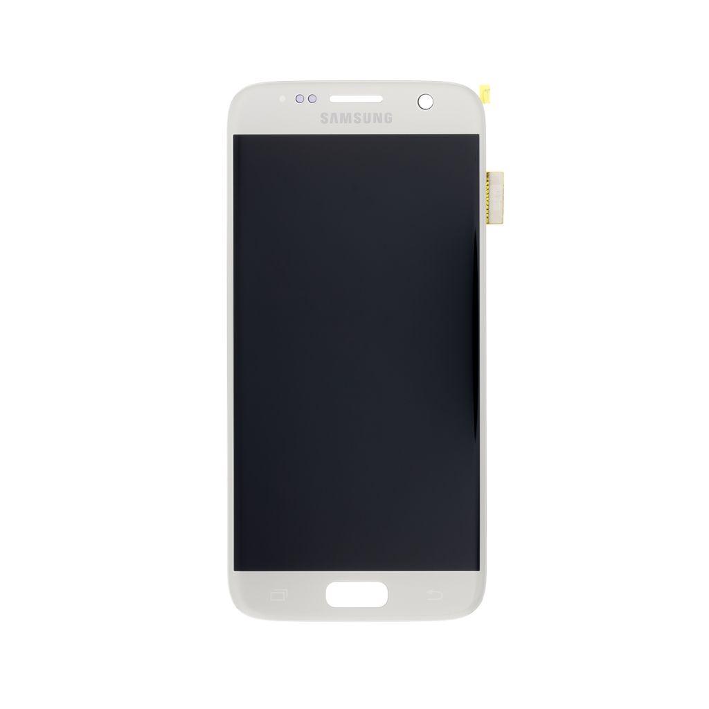 LCD display + Dotyk Samsung G930 Galaxy S7 Silver - originál