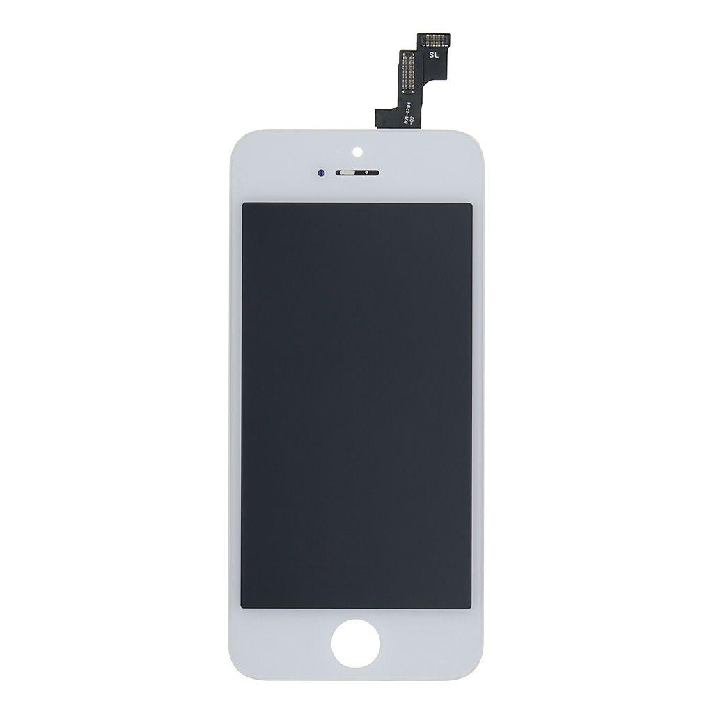 iPhone SE LCD Display + Dotyková Deska White TianMA