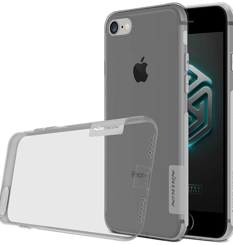 Nillkin Nature TPU Pouzdro Grey pro iPhone 7