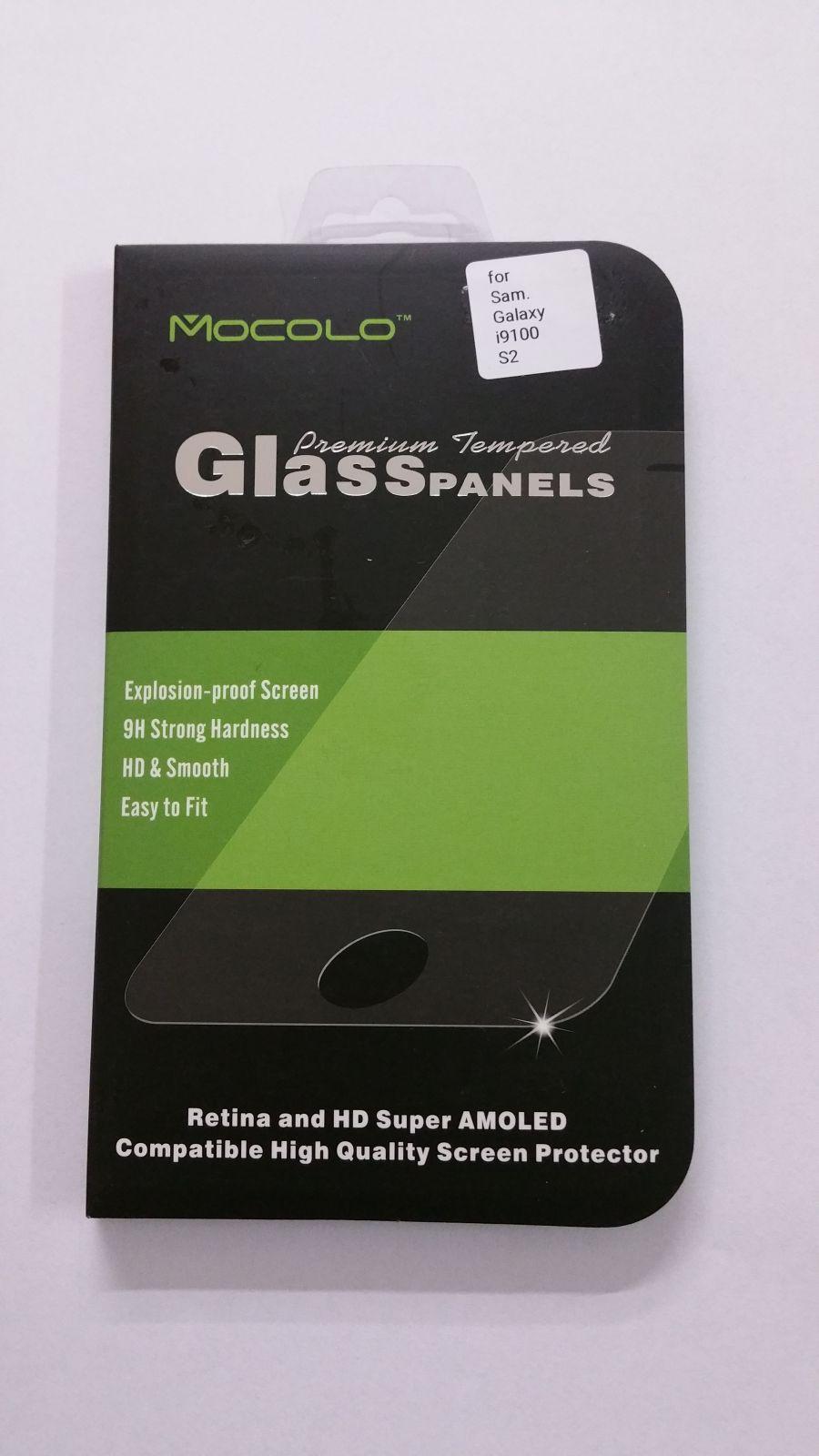 Ochranné tvrzené sklo Screen Protector pro Samsung Galaxy S2/i9100