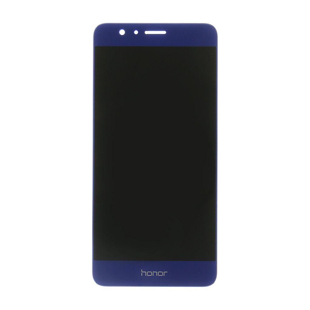 LCD Display + Dotyková Deska Honor 8 Blue OEM