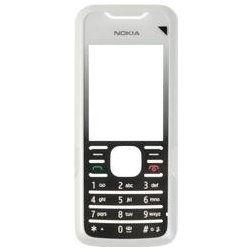 Kryt Nokia 7210 Slide přední + zadní white
