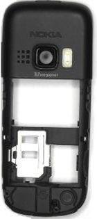 Kryt Nokia 6303 střední černý