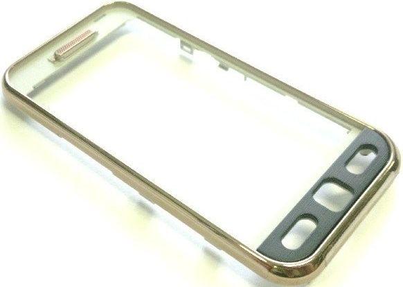 Kryt Samsung S5230 přední zlatý