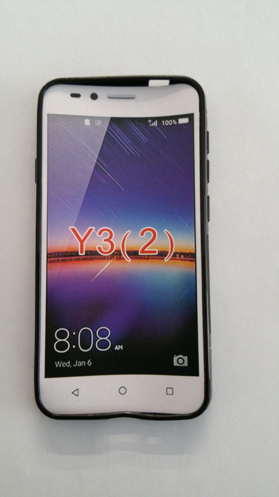 Pouzdro ForCell Lux S pro Huawei Y3II černé