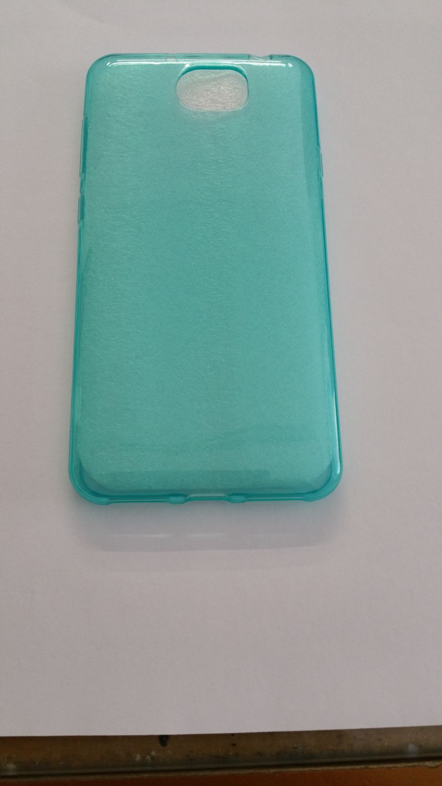 Pouzdro Back Case Ultra Slim 0,3mm HUAWEI Y6 II Compact modré ForCell