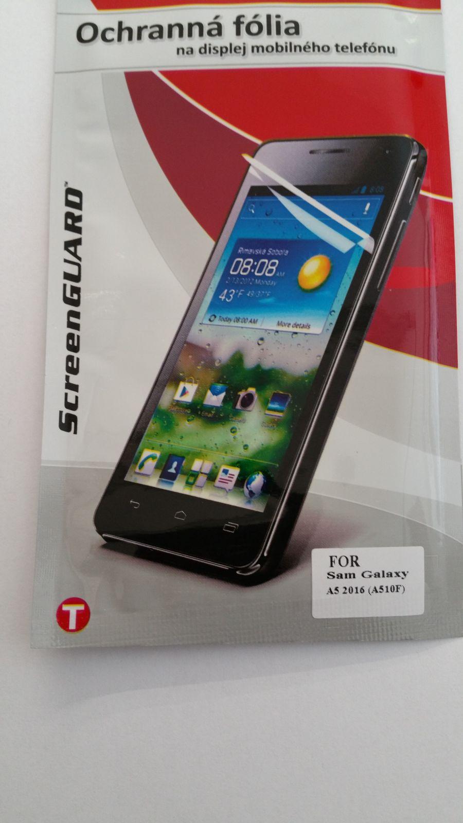Ochranná folie Mobilnet Samsung Galaxy A5 (2016)