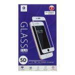 Mocolo 5D Tvrzené Sklo Black pro iPhone 6/6S