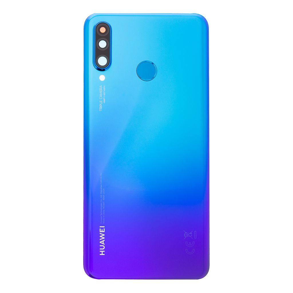 Huawei P30 Lite Kryt Baterie Peacock Blue (Service Pack)