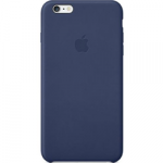 MGQV2FE/A Apple Leather Cover Blue pro iPhone 6/6S Plus (EU Blister)