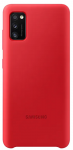 EF-PA415TRE Samsung Silikonový Kryt pro Galaxy A41 Red (EU Blister)