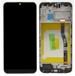 LCD display + Dotyk Samsung M205 Galaxy M20 Black (Service Pack)