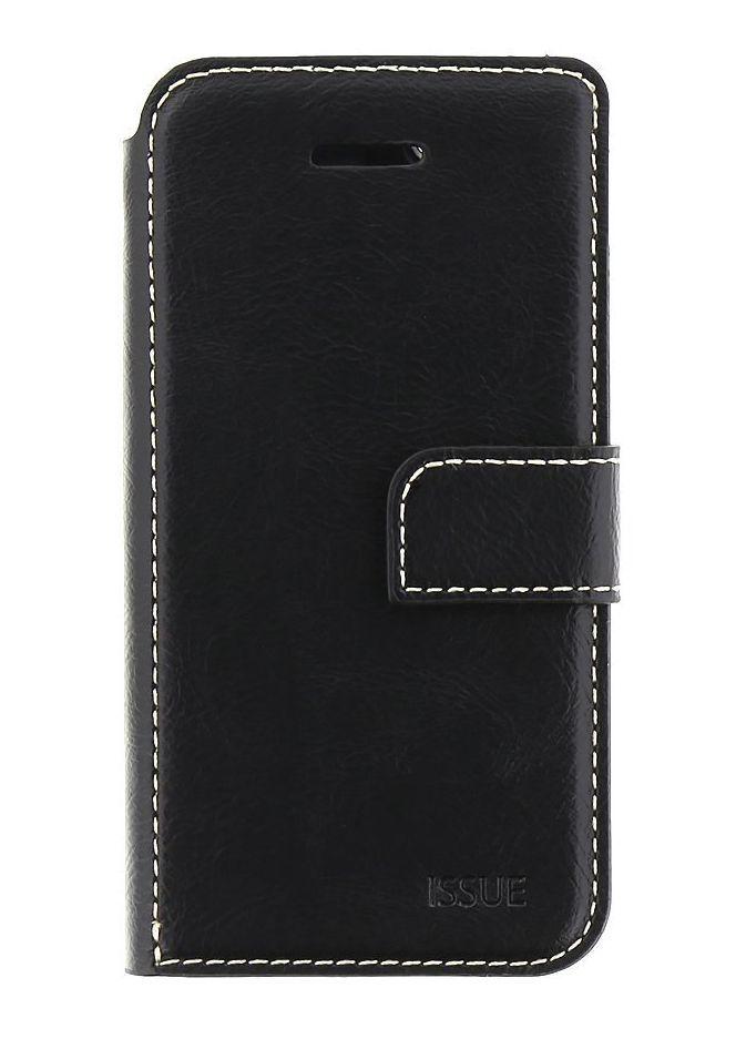 Molan Cano Issue Book Pouzdro pro Motorola Edge 20 Pro Black