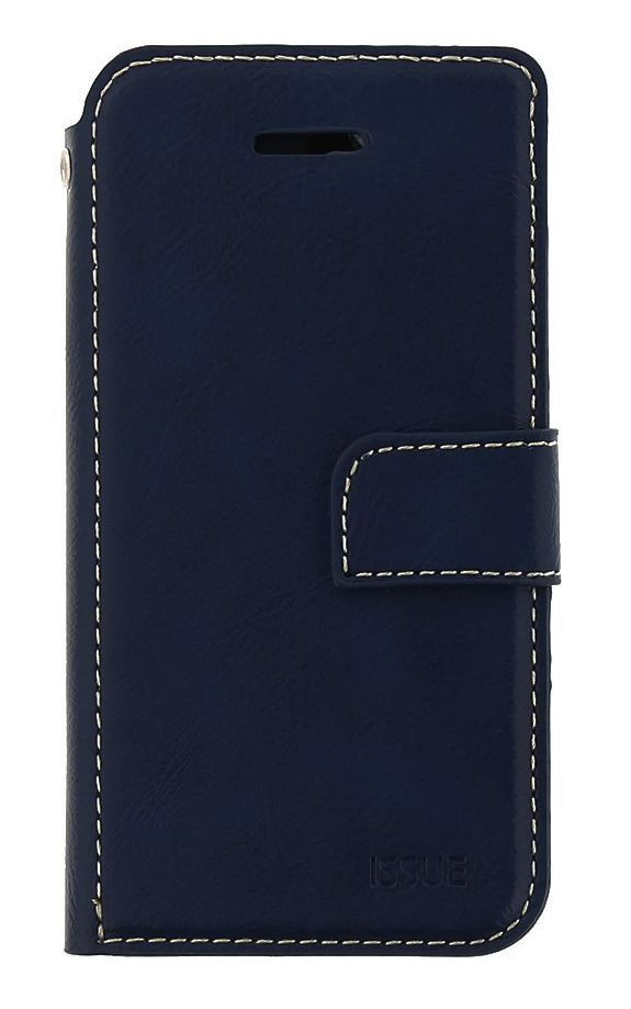 Molan Cano Issue Book Pouzdro pro OnePlus Nord CE 5G Navy