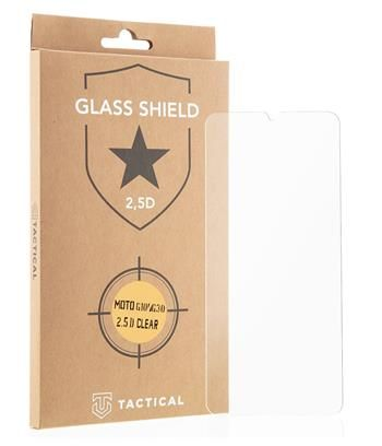 Tactical Glass Shield 2.5D sklo pro Motorola G60s Clear 8596311168598