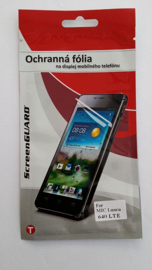 Ochranná folie Mobilnet Microsoft Lumia 640 LTE