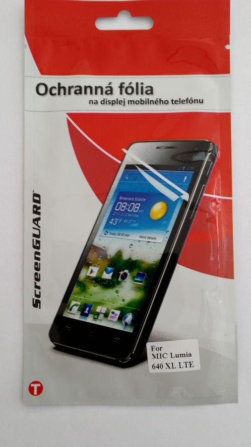 Ochranná folie Mobilnet Microsoft Lumia 640 XL LTE