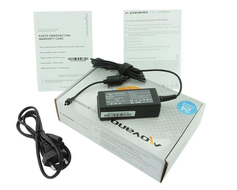 Movano adaptér pro notebook AS19237 45W - neoriginální