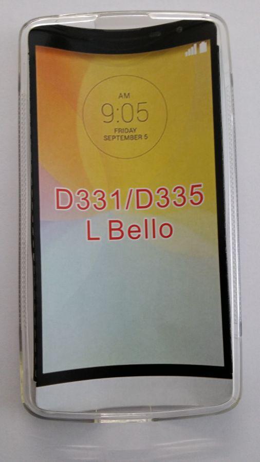 Pouzdro ForCell Lux S pro LG L Bello/D335/D331 čiré