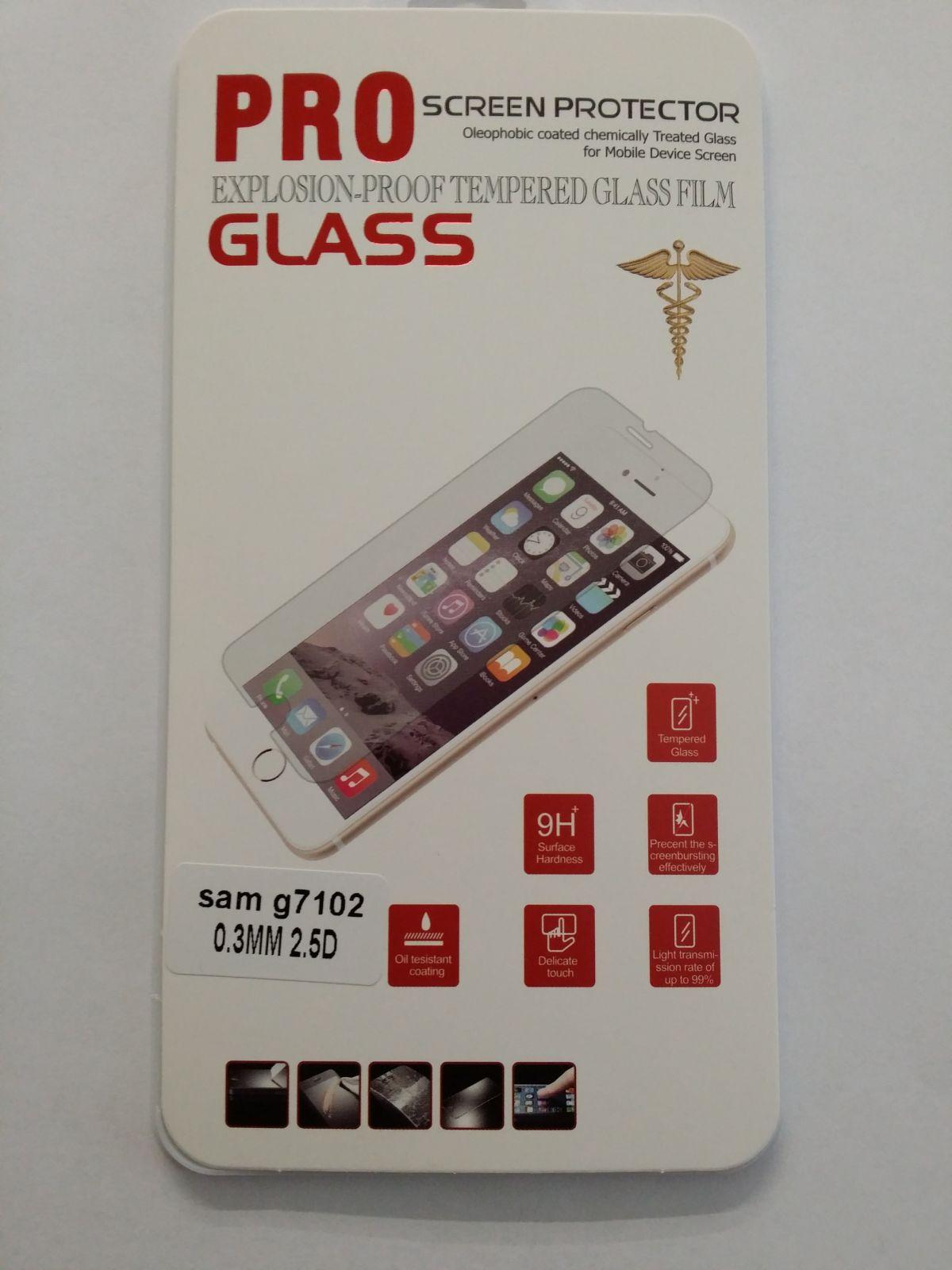 Tvrzené Sklo pro Samsung Galaxy Grand 2/G7102 Screen Protector