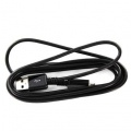 ECBDU4EBE Samsung microUSB Datový Kabel Black (Bulk)